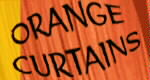 Orange-Curtains